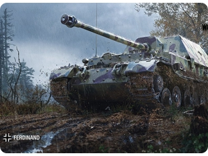 World of Tanks, «Ferdinand»